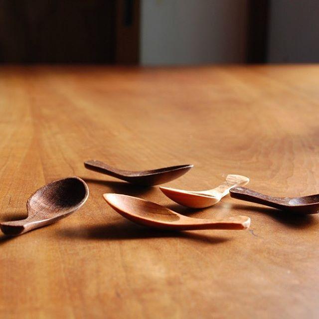 茶匙は小さくて作るの大変だけど、たくさん出来たのをコロコロ転がして眺めるのが好きで、つい需要以上に作りすぎてしまいます。