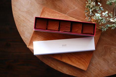 生チョコ箱7