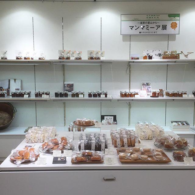 今日から始まった名古屋三越での展示会。 patisserieMiAの焼菓子、コンフィチュールもモリモリな感じで展示中です。コンフィチュールほぼ全種類の試食も出来ますのでぜひ! ミアは来週月曜日在廊予定です。