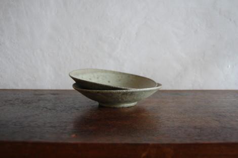 青灰平鉢②